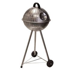 Star Wars Death Star BBQ Grill
