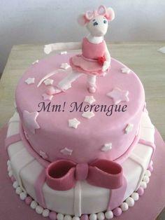 Angelina Ballerina Cake - Torta
