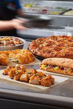 Order Pizza & Pasta Online for Carryout & Delivery - Domino's Pizza Gravy Boats, Order Pizza, Pastry Cake, Salmon Burgers, Food Photo, Hot Dog Buns, Catering, Sandwiches, Pasta