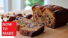 How To Make Date Cake https://youtu.be/u0aE_-oTbtI You can find the Date Cake Recipe http://allrecipes.com/recipe/16053/date-cake/