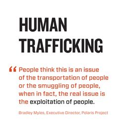 27 million people in bondage around the world. Why does human ...