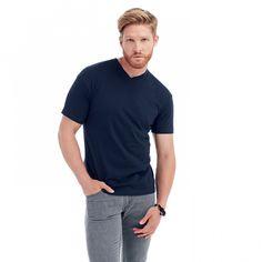 Stedman V-hals heren T-shirt
