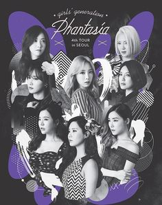 Snsd Candy Box 少女時代 4th Tour in Seoul ʕ•ᴥ•ʔ Phantasia キリッとかっこいいソシです