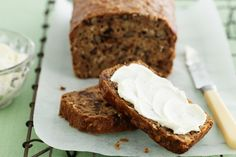 Everyone will go nuts for this tasty date and walnut loaf.