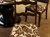 How to refinish/repaint your dining room chairs