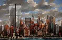 H - Mon New York à moi - 66 x 43 cm - 900 € - next picture