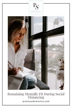 Maintaining mental fitness during physical distancing #wellness #wellkend #healthyliving #selfcare #prettyandsmartco Baby Letters, Family Memories, Baby Milestones, Healthy Habits, Self Care, Fitness Tips, Healthy Living, Pretty, Books