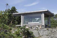 Heikki & Kaija Siren - House in Lingonsö, Finland (1966-69)