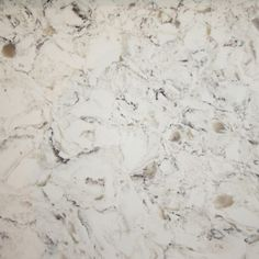This is the wonderful Bianco Foresta. It is a new colour this year- 2017 and is used for larger areas of the kitchen. Perfect for the ultimate kitchen island. It is a white quartz made up of different coloured marbling throughout. Carrara Quartz, Kitchen Worktop, Kitchen Island, Granite Colors, White Quartz, Work Tops, Humble Abode, Unique Colors, Colours