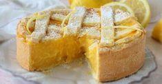 Cheesecake minceur au citron - Recette Plat - Recette Cuisine Facile Nutella, Apple Pie, Cornbread, Cookies Et Biscuits, French Toast, Diet, Cakes, Cooking, Breakfast