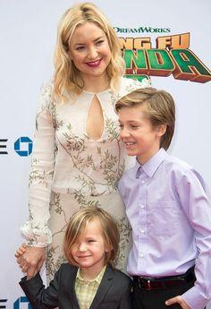 Kate Hudson at the Kung Fu Panda 3 premiere