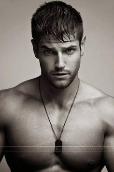 Jeremy Baudoin: Dream Of Man. Hairy Men, Bearded Men, Pose, Hot Hunks, Male Photography, Hairy Chest, Attractive Men, Good Looking Men, Eyes