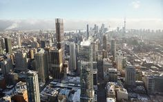 'The One' In Toronto Designs | Foster + Partners