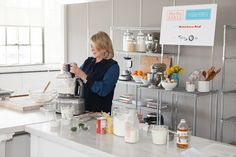 Here I am using that great KitchenAid®16-cup Pro Line® Series food processor.