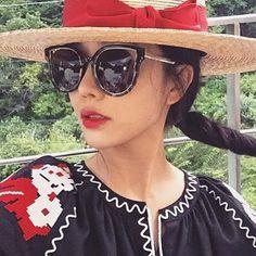 -스테판 크리스티앙-        stephane+ christian   2016 S/S 'DALI'   NEW COLLECTION !     #stephanechristian #스테판크리스티앙 #eyewear #sunglasses #선글라스 #ootd #데일리룩 #korea #model #fashion #dailylook #daily
