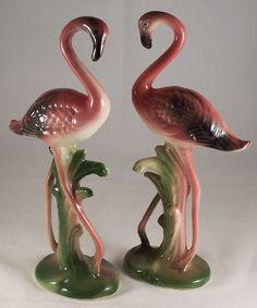 ceramic flamingo - Google Search