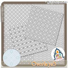 Overlays 3 (CU/PU/S4H) by Benthaicreations [btc-overl3] - $5.70 : Digidesignresort