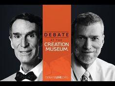 """Watch The Creationism Vs. Evolution Debate: Ken Ham And Bill Nye"" Bill Chappell,  Feb. 4, 2014 (NPR)"