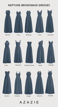 Color Crush! Azazie offers 80+ colors for you to choose from. We also provide more than 500+ trendy styles for you to choose from. Available in sizes 0-30 and free custom sizing. #bridesmaiddresses #weddingideas #bridesmaiddressescolos #2020wedding