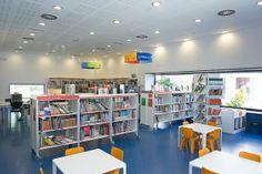 Biblioteca Lluís Barceló i Bou. Palamós (Girona)