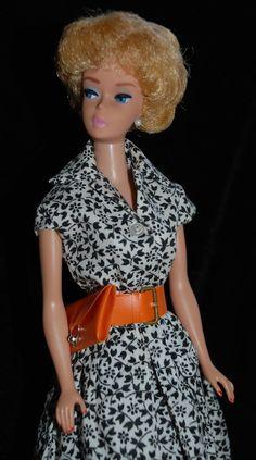 Bubble Cut Barbie in Pak Separates