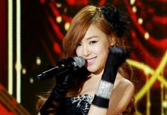 Tiffany @ SBS Kpop Star Performance