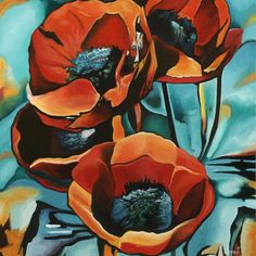 """Visit Georgetown Texas on Instagram: """"Calling all Artists!📣 The call for art for the 2021 Georgetown Red Poppy Festival official poster will be closing on November 20! For more…"""" Georgetown Texas, Red Poppies, Instagram Accounts, Closer, Poppy, November, Painting, Artists, November Born"""