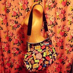 "Selling this ""Betsey Johnson candy girl bag purse hearts Pinup"" in my Poshmark closet! My username is: pinkbowsnbling. #shopmycloset #poshmark #fashion #shopping #style #forsale #Betsey Johnson #Handbags"