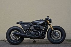 Harley-Davidson Street 750 Cafe Racer by Rajputana Custom #motorcycles #caferacer #motos | caferacerpasion.com