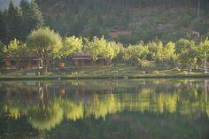 Lake lower Kachora Sakardu Pakiatan by saleem shahid, via Flickr
