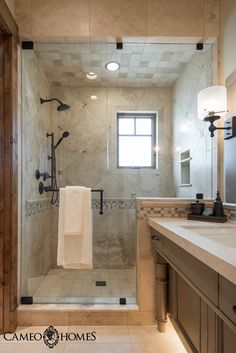 Gorgeous Bathroom In Park City Utah By Cameo Homes Inc Luxury Home