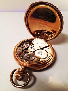 Waltham USA Pocket Watch Pocket Watch, Watches, Usa, Accessories, Wristwatches, Clocks, Pocket Watches, U.s. States, Jewelry Accessories