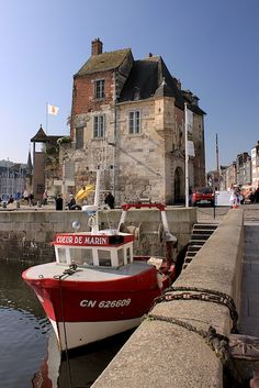 Coeur De Marin, Honfleur, France Copyright: Eric Daniels