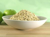 Face mask for dry skin: Oatmeal