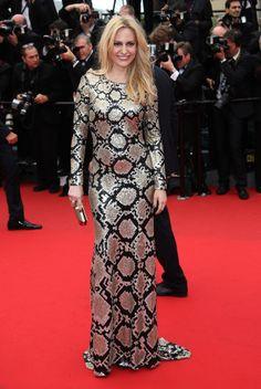 "Aimee Mullins at the ""Jeune ɬ Jolie"" premiere (2013)"