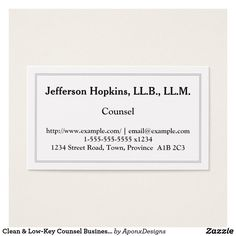 Shop Low-Key & Traditional Counsel Business Card created by AponxDesigns. Business Card Design, Business Cards, Card Designs, Low Key, Counseling, Letter Board, Cleaning, Traditional, Prints
