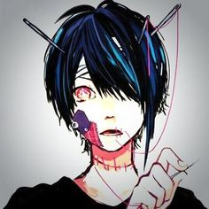 #gore #emo #anime