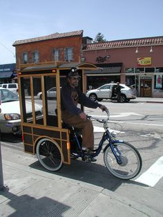 trike wagon...I want to build on like this ,..love it !