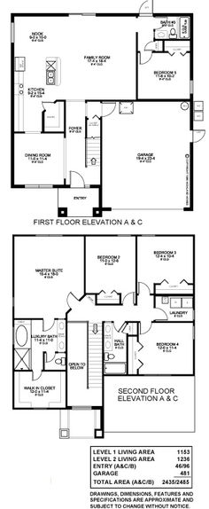 1000 Images About Houseplans On Pinterest Floor Plans