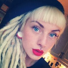 Girl with dreads nippel fetisch