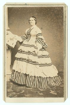 Civil War Plus Sized Women on Pinterest | Large Women, Civil Wars ...