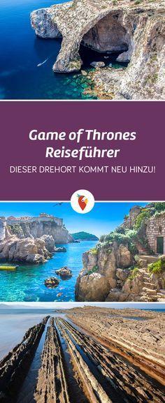 Du möchtest die Drehorte von der HBO-Serie Game of Thrones besuchen? Wir finden, das ist auch die perfekte Geschenk Idee, für echte GoT Fans. Schau dir in unserem Reiseführer die verschiedenen Orte an, an denen gedreht wurde. #gameofthrones #reiseführer #drehorte