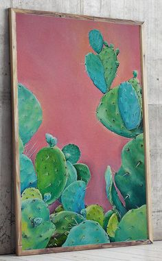 Cactus artwork Giclee Contemporary cactus Cactus painting Abstract cactus Original cactus art oil C Cactus artwork Giclee Contemporary cactus Cactus painting Abstract cactus Original cactus art oil C Cactus Painting, Cactus Wall Art, Cactus Cactus, Indoor Cactus, Mini Cactus, Cactus Flower, Garden Cactus, Plant Painting, Green Paintings