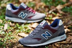 NB 577 Made in the UK summer pack