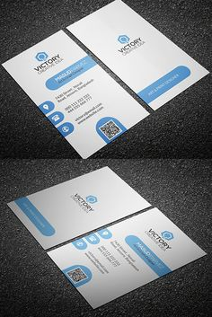 Rounded & Creative Business Card