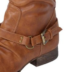 overstock $41.99 Yes, I adore leather boots!