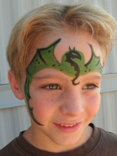 kids easy face paint - Bing Images
