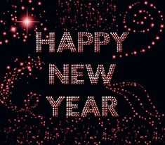 Fireworks Gif, Happy New Year Fireworks, Happy New Year Gif, Happy New Years Eve, Happy New Year Images, Happy New Year Quotes, Happy New Year Greetings, Quotes About New Year, Merry Christmas And Happy New Year