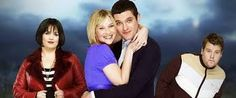 We are watching season 3 of Gavin & Stacey, the last season :-( Such a funny show! British Tv Comedies, British Comedy, Joanna Page, Essex Boys, Rob Brydon, Uk Tv Shows, Gavin And Stacey, Best Mate, Bbc Tv