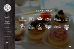 Morgan Street Cafe  Web Design
